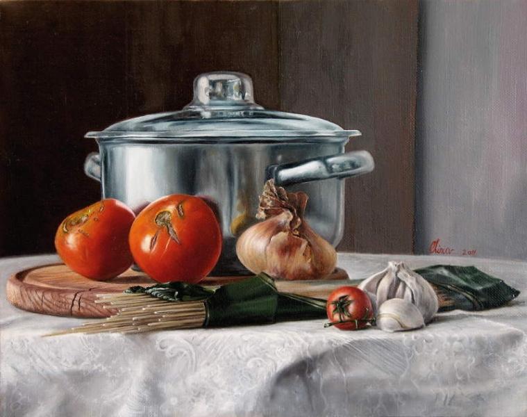 tomato-still_life-painting-spaghetti-pot